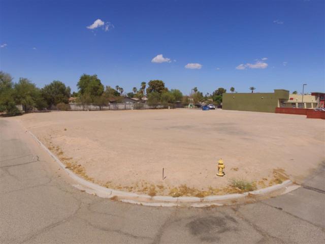 2750 S Pacific Ave, Yuma, AZ 85364 (MLS #129865) :: Group 46:10 Yuma