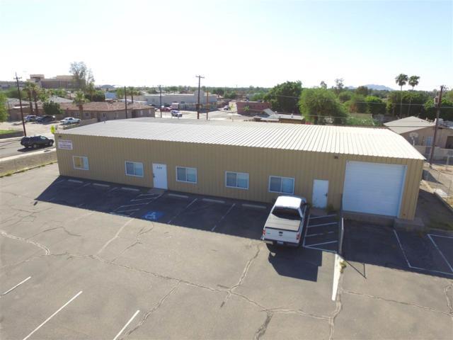 288 S 5 AVE, Yuma, AZ 85364 (MLS #130744) :: Group 46:10 Yuma