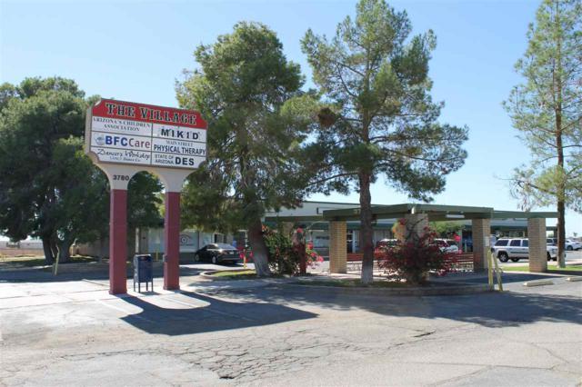 3780 S 4 AVE, Yuma, AZ 85365 (MLS #131018) :: Group 46:10 Yuma