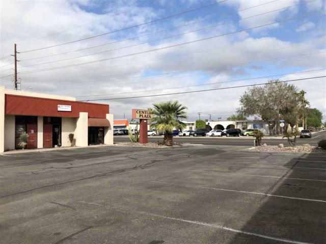 281 W 24 ST, Yuma, AZ 85354 (MLS #131035) :: Group 46:10 Yuma