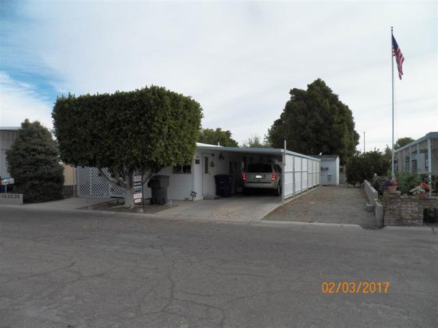 2063 S Coyote Ave, Yuma, AZ 85364 (MLS #132024) :: Group 46:10 Yuma