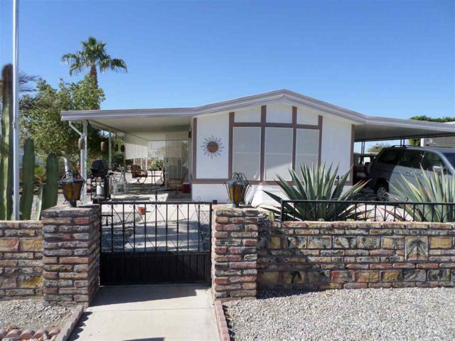11740 S Andrea Way, Yuma, AZ 85367 (MLS #132675) :: Group 46:10 Yuma