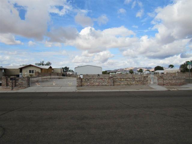 12698 E 46 ST, Yuma, AZ 85367 (MLS #132767) :: Group 46:10 Yuma