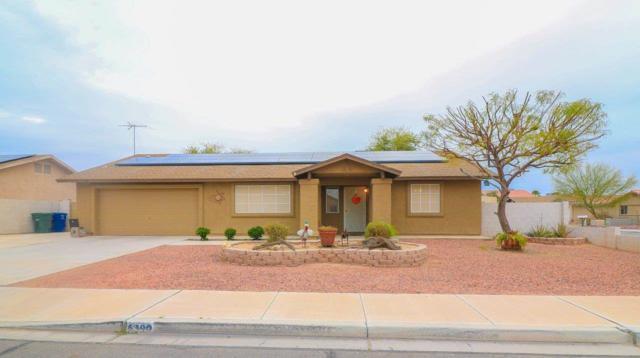 6390 E 41 ST, Yuma, AZ 85365 (MLS #132769) :: Group 46:10 Yuma