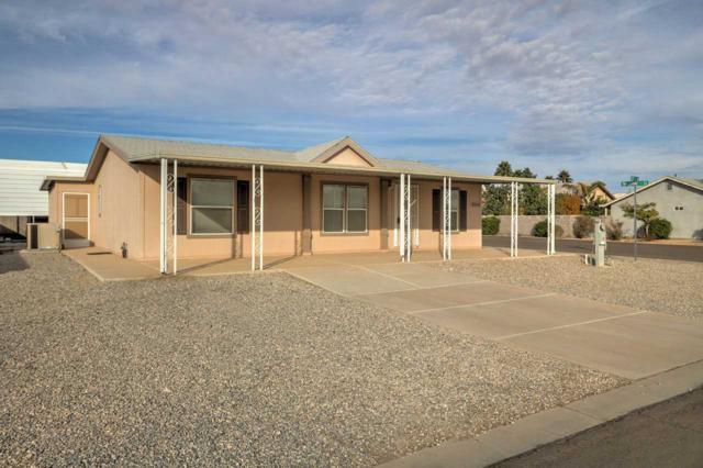 5210 E 33 LN, Yuma, AZ 85365 (MLS #132772) :: Group 46:10 Yuma