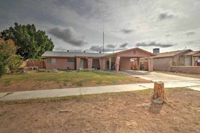 931 S 7 AVE, Yuma, AZ 85364 (MLS #132773) :: Group 46:10 Yuma