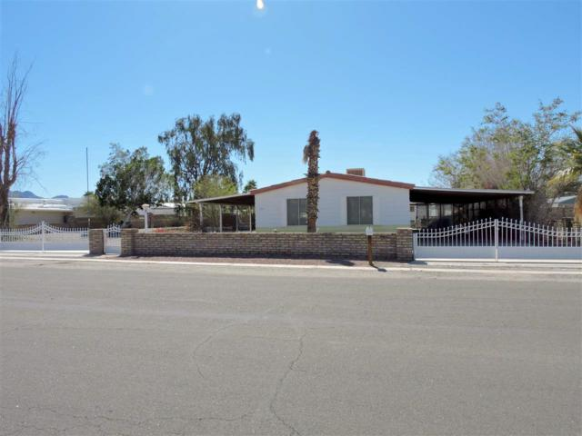 13261 E 38 ST, Yuma, AZ 85367 (MLS #132984) :: Group 46:10 Yuma