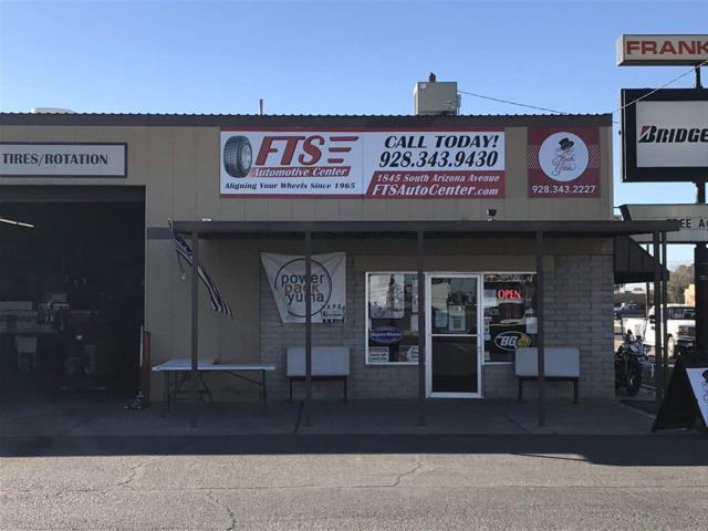 1845 S Arizona Ave, Yuma, AZ 85364 (MLS #132995) :: Group 46:10 Yuma