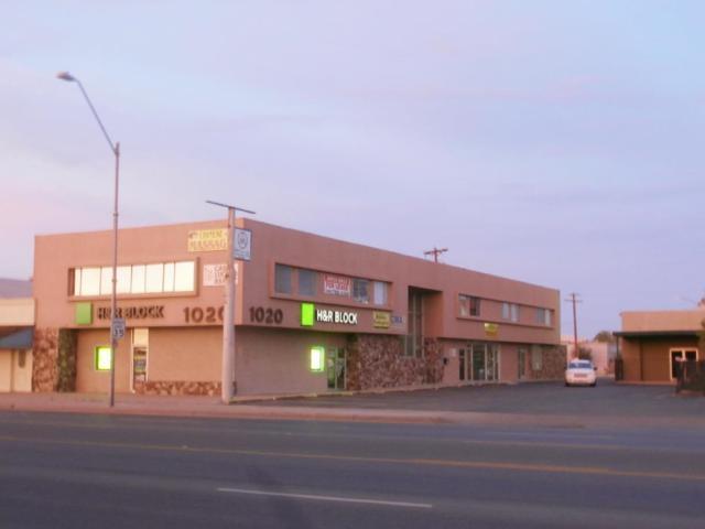 1020 S 4 AVE, Yuma, AZ 85364 (MLS #133297) :: Group 46:10 Yuma