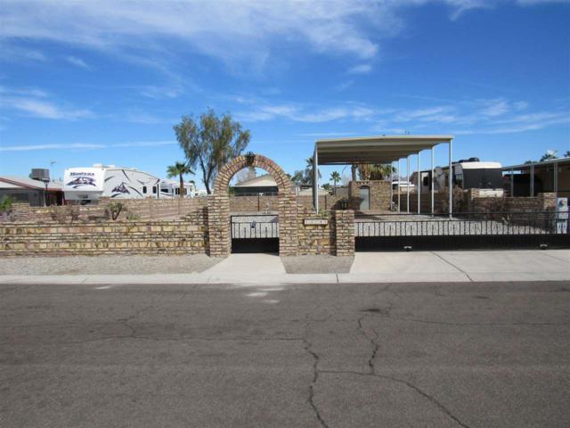 13248 E 47 ST, Yuma, AZ 85367 (MLS #133298) :: Group 46:10 Yuma