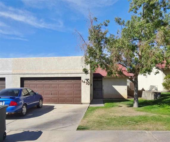 1422 W Hillside Pl, Yuma, AZ 85364 (MLS #133300) :: Group 46:10 Yuma
