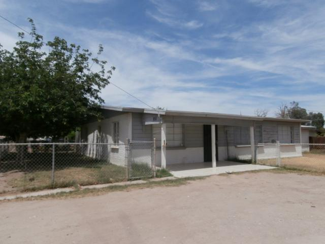 851 S Eleanor, Yuma, AZ 85364 (MLS #133535) :: Group 46:10 Yuma