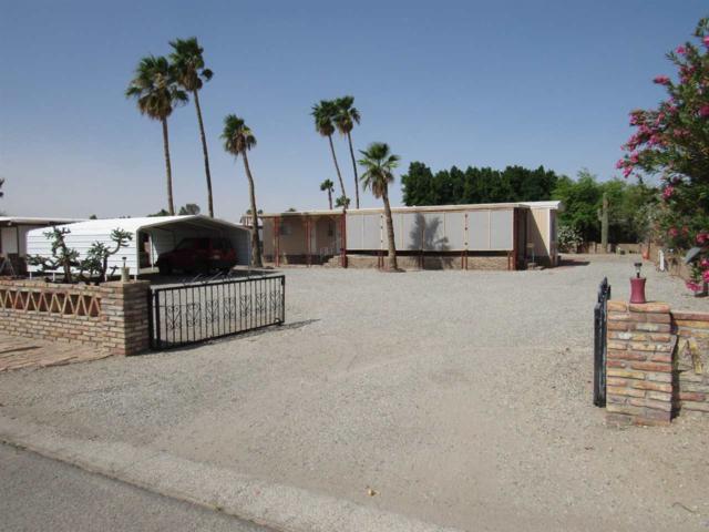 11718 S Sandra Ave, Yuma, AZ 85367 (MLS #133753) :: Group 46:10 Yuma