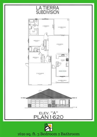 4069 W Camille Pl, Yuma, AZ 85364 (MLS #134035) :: Group 46:10 Yuma