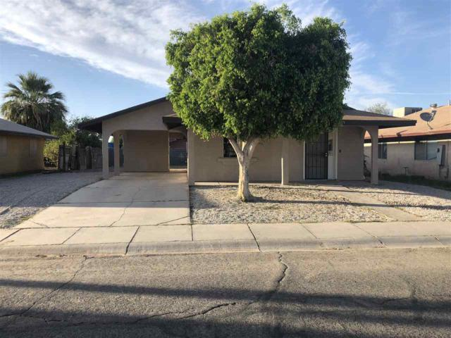 622 W Capitol St, Somerton, AZ 85350 (MLS #134339) :: Group 46:10 Yuma