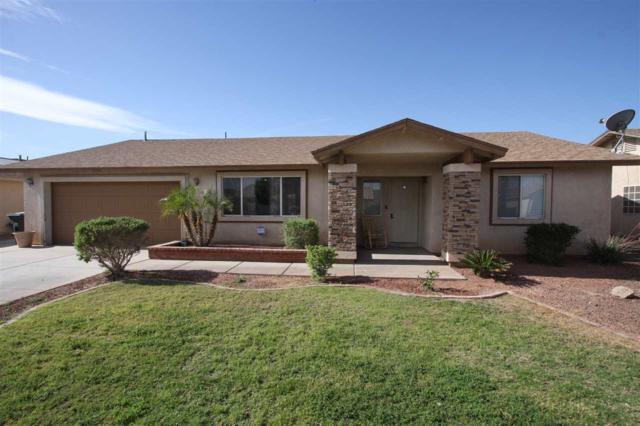 7135 E 24 PL, Yuma, AZ 85364 (MLS #134345) :: Group 46:10 Yuma