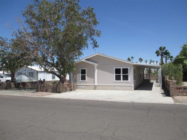 13664 E 46 ST, Yuma, AZ 85367 (MLS #134347) :: Group 46:10 Yuma