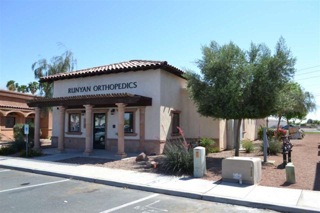 2851 S Ave B, Yuma, AZ 85364 (MLS #134524) :: Group 46:10 Yuma