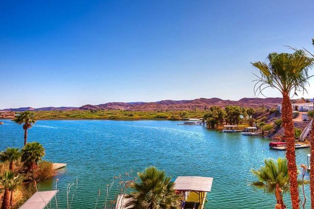 10511 N North Martinez Lake Rd, Martinez Lake, AZ 85365 (MLS #134597) :: Group 46:10 Yuma
