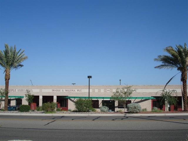 833 E Plaza Circle, Yuma, AZ 85365 (MLS #134747) :: Group 46:10 Yuma