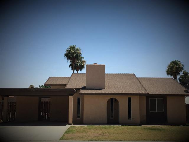 1723 W Camino Kino, Yuma, AZ 85364 (MLS #134810) :: Group 46:10 Yuma