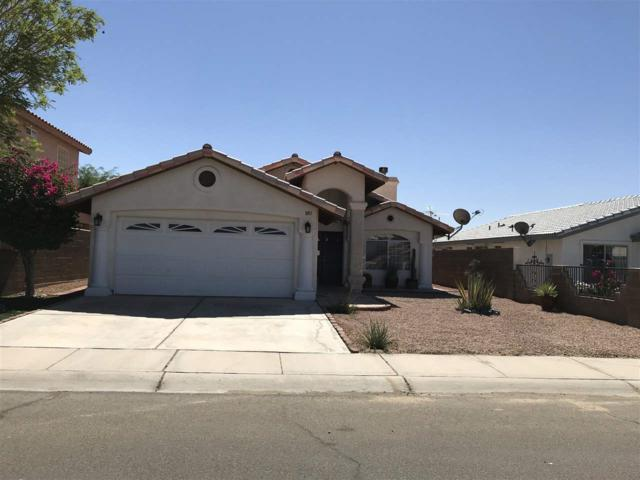 1083 N Deconcini Ave, San Luis, AZ 85349 (MLS #134813) :: Group 46:10 Yuma
