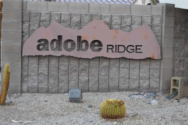 8377 E Adobe Ridge Rd, Yuma, AZ 85365 (MLS #135078) :: Group 46:10 Yuma