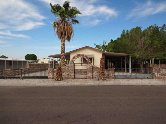 13182 E 39 PL, Yuma, AZ 85367 (MLS #135183) :: Group 46:10 Yuma