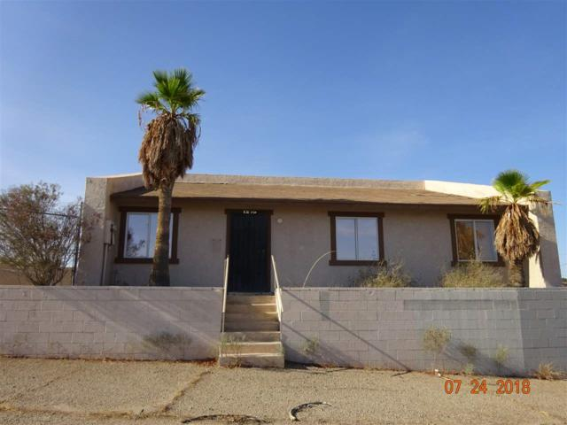 1275 W 9 ST, Yuma, AZ 85364 (MLS #135309) :: Group 46:10 Yuma