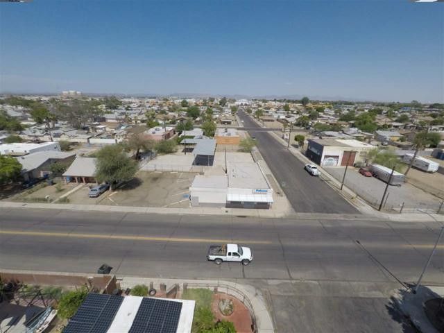 2093 S 1 AVE, Yuma, AZ 85364 (MLS #135423) :: Group 46:10 Yuma