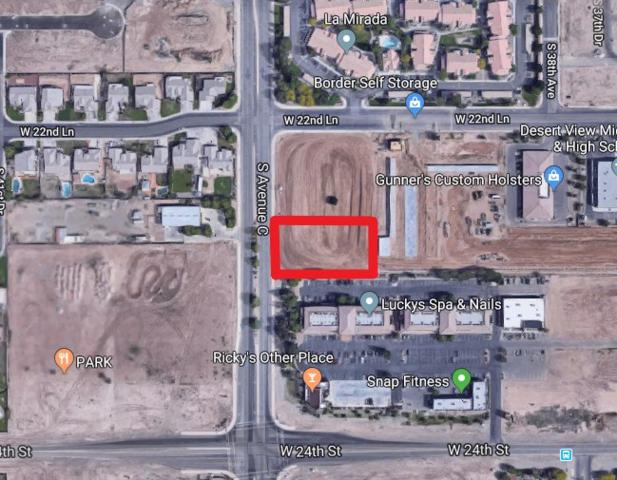 23rd St Ave C, Yuma, AZ 85364 (MLS #135490) :: Group 46:10 Yuma