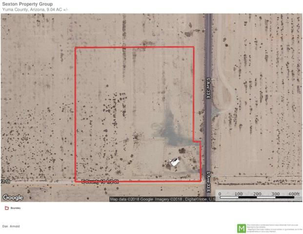 10490 S Ave 33 E, Wellton, AZ 85356 (MLS #135809) :: Group 46:10 Yuma