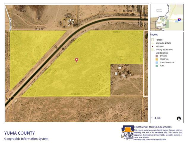 0000 S Ave 37 E, Wellton, AZ 85356 (MLS #135813) :: Group 46:10 Yuma