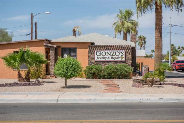 1550 S 5 AVE, Yuma, AZ 85364 (MLS #135820) :: Group 46:10 Yuma
