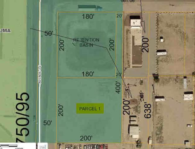 4075 S Ave 3 E, Yuma, AZ 85365 (MLS #136027) :: Group 46:10 Yuma