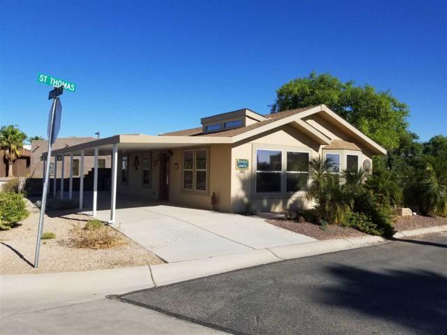 3400 S Ave 7 E, Yuma, AZ 85365 (MLS #136204) :: Group 46:10 Yuma