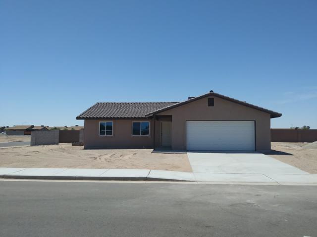 3684 S Laura Way, Yuma, AZ 85365 (MLS #136254) :: Group 46:10 Yuma