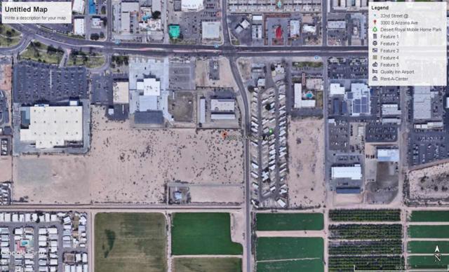 3300 S Arizona Ave, Yuma, AZ 85364 (MLS #136289) :: Group 46:10 Yuma