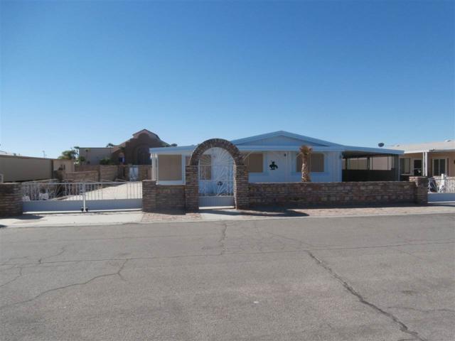 11441 E 39 LN, Yuma, AZ 85367 (MLS #136330) :: Group 46:10 Yuma