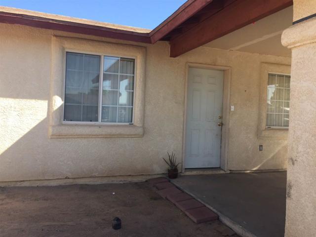 1752 E C St, San Luis, AZ 85364 (MLS #136570) :: Group 46:10 Yuma