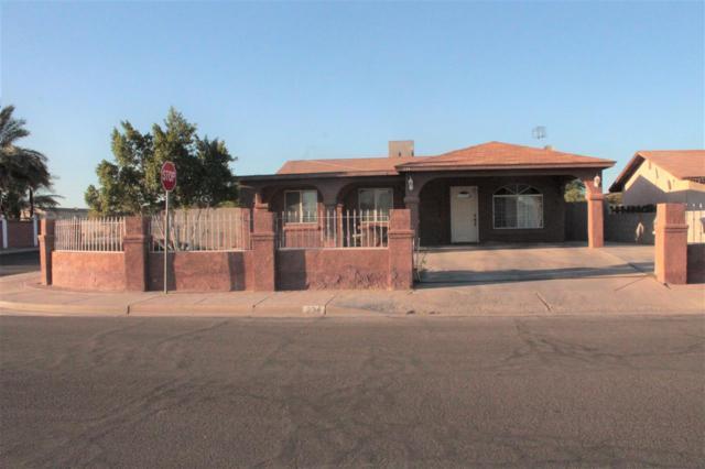 234 E F St, San Luis, AZ 85349 (MLS #136587) :: Group 46:10 Yuma
