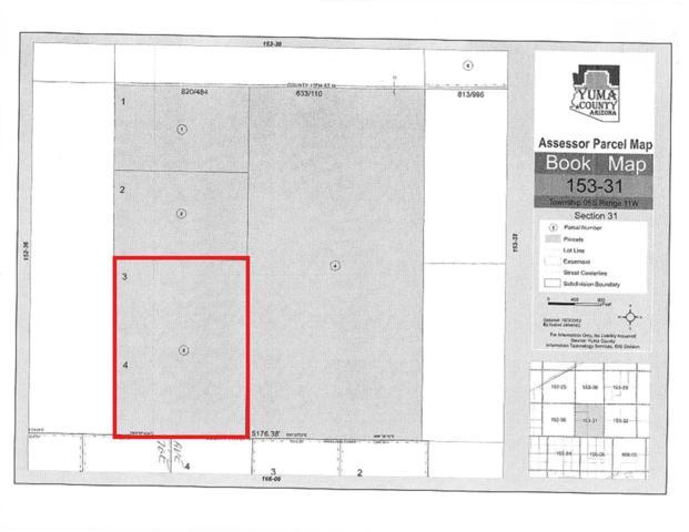 153-31-003 Dateland, Dateland, AZ 85333 (MLS #136779) :: Group 46:10 Yuma