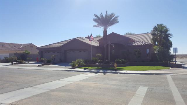 10511 E 39 LN, Yuma, AZ 85365 (MLS #136891) :: Group 46:10 Yuma