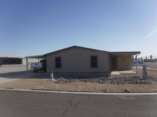 5039 E 33 LN, Yuma, AZ 85367 (MLS #137074) :: Group 46:10 Yuma