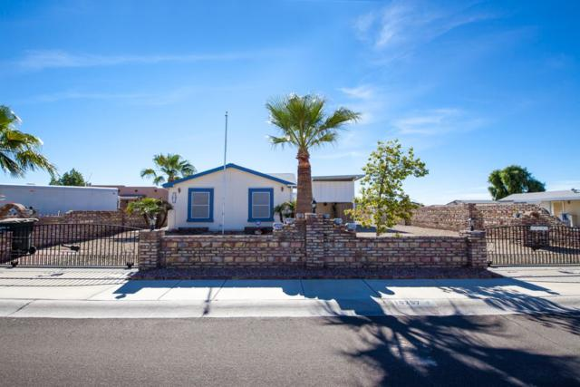 10297 E 37 PL, Yuma, AZ 85365 (MLS #137167) :: Group 46:10 Yuma