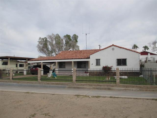 345 S 9 AVE, Yuma, AZ 85364 (MLS #137175) :: Group 46:10 Yuma
