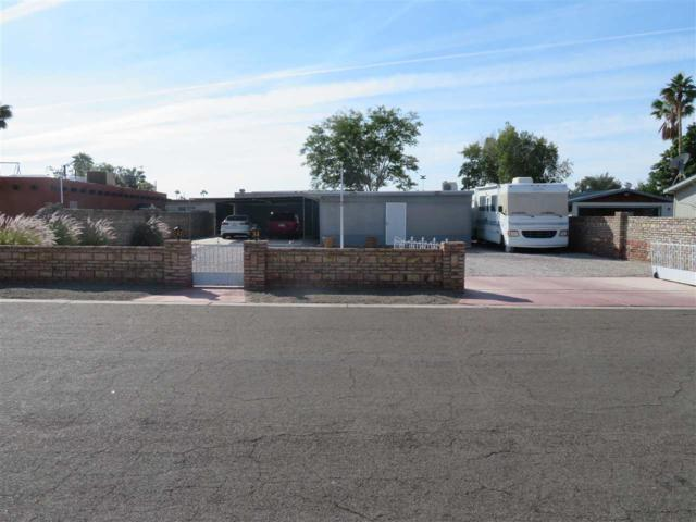 13595 E 45 DR, Yuma, AZ 85367 (MLS #137274) :: Group 46:10 Yuma