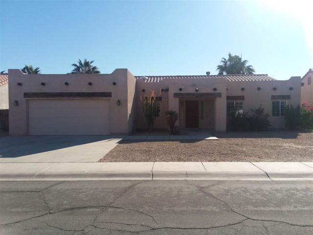 7783 E Lorenzo Ln, Yuma, AZ 85365 (MLS #137289) :: Group 46:10 Yuma