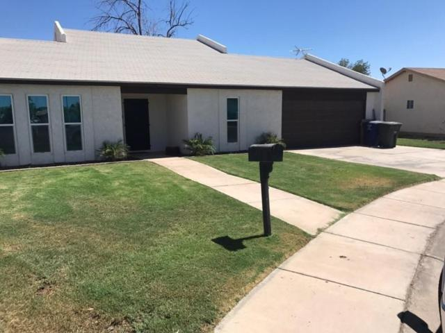 1443 S 43 AVE, Yuma, AZ 85364 (MLS #137513) :: Group 46:10 Yuma