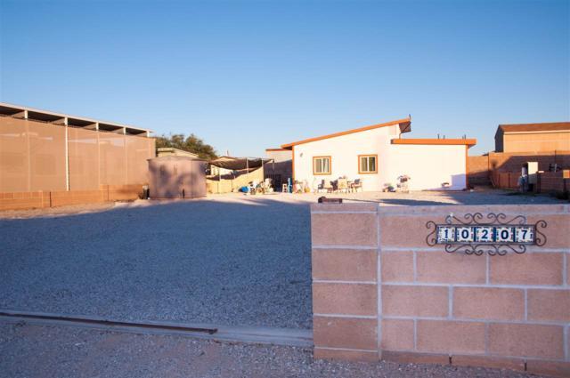 10207 S Winter Ave, Yuma, AZ 85365 (MLS #137571) :: Group 46:10 Yuma